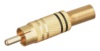 Conectores - adaptadores RCA