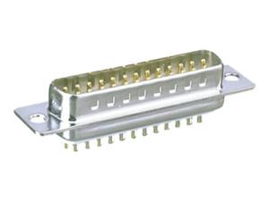 Contacto dorado conectores hembra para tuberías mhdbctfr D-sub-steckve